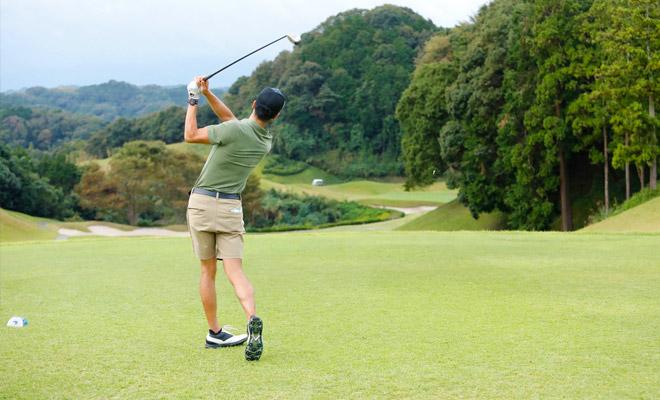 ゴルフトライアスロンの競技内容「ゴルフ」002